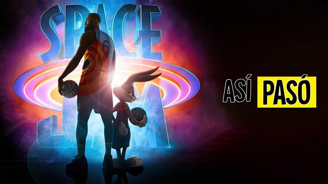 SPACE JAM 2 UNA NUEVA ERA RESUMEN EN 12 MINUTOS