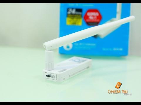 [Chiếm Tài Mobile] - Giới thiệu và Hướng dẫn sử dụng Thiết bị tăng sóng Wifi TotoLink EX100