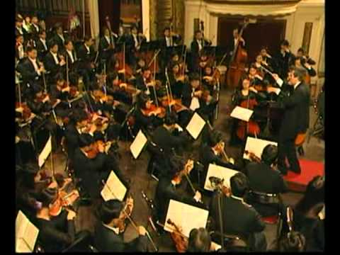 BEETHOVEN'S SYMPHONY No.9 - Ha Noi Conservatory of Music Symphony Orchestra