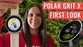 FIRST LOOK! Testing The BRAND NEW Polar Grit X   New Outdoor GPS Smartwatch To Rival Garmin?
