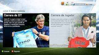 FIFA 14: Modo Carrera DT - CONOCE LA PLANTILLA - Ep 1