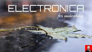 ELECTRONICA for audiophiles  d[-_-]b