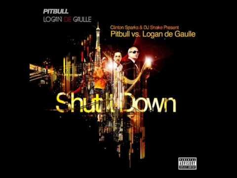 Pitbull Feat Akon  Shut It Down Javi Mula Remix