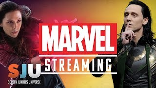 Marvel Characters to Get Disney Streaming Shows! - SJU