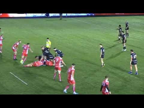HIGHLIGHTS: Newcastle Falcons V Coventry
