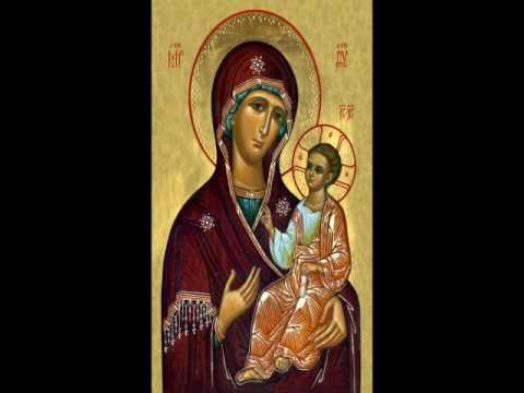 Акафист Пресвятой Богородице слушать