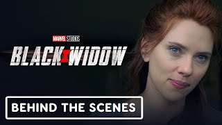 Marvel Studios' Black Widow - Official Behind The Scenes (2021) Scarlett Johansson, Florence Pugh