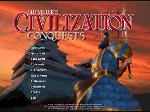 CIVILIZATION III Conquests music: Mesoamerican 1