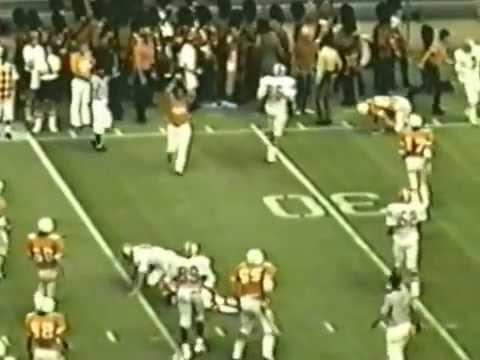 1974 Tennessee vs Clemson