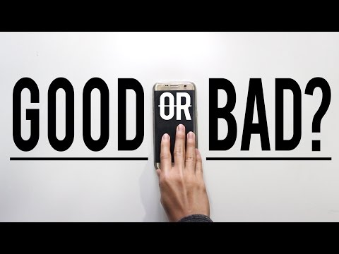 Smartphones -The Good and Bad