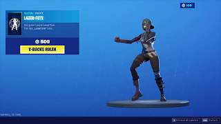 Lazer-Fete Fortnite Dance (Bass Boosted)