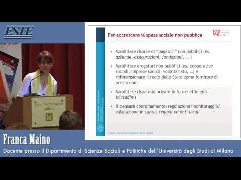 Franca Maino, Università degli Studi di Milano - Flexible Benefit Milano 2013