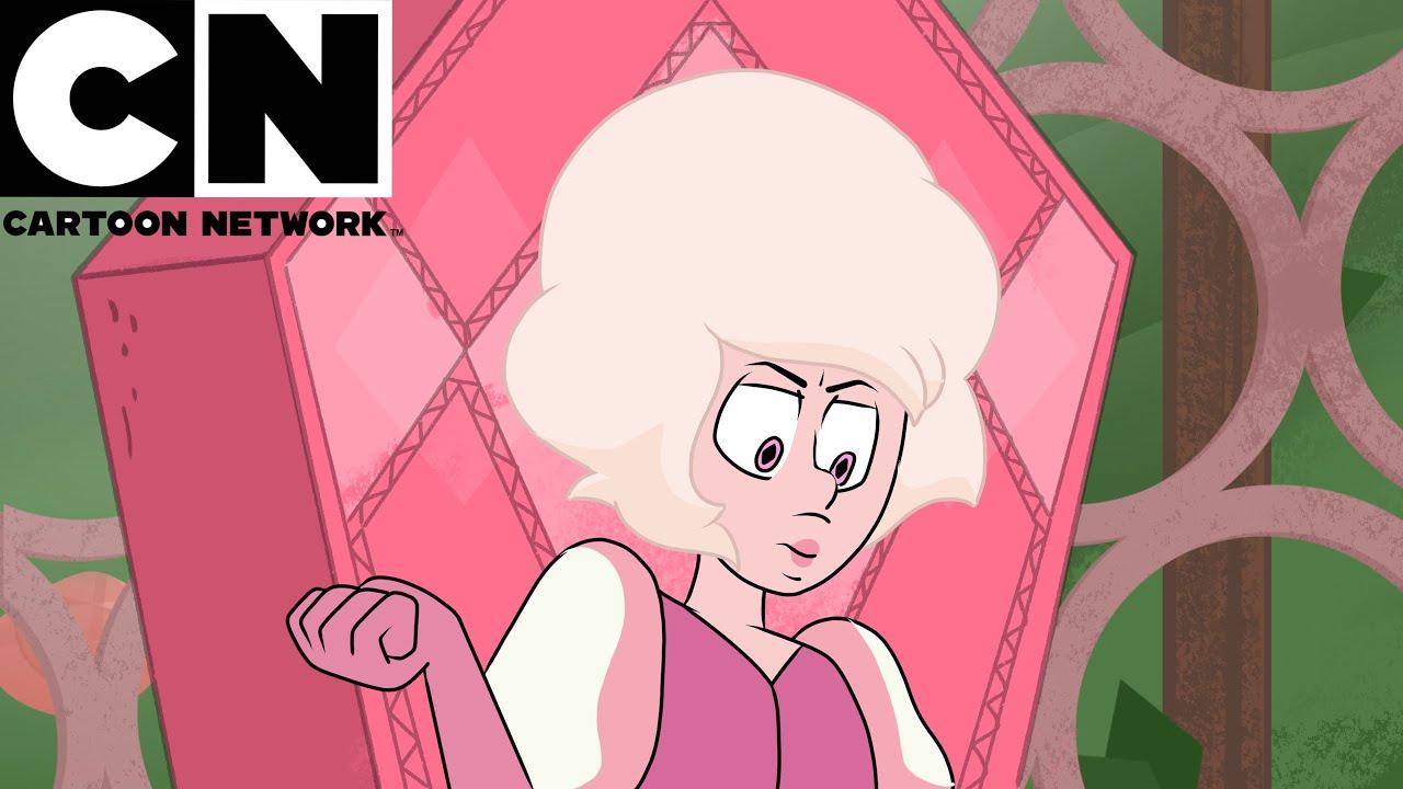 Rose Quartz Speech To Pink Diamond Steven Universe Animation Not