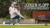 Jürgen Klopp plays bowls with three LFC fans   MUST WATCH