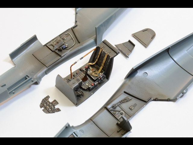 Adding Extra Details to Your Model Aircraft - Part 3 [Plastic Model