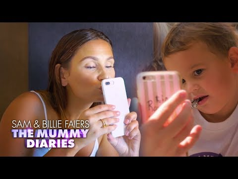 Sam's Heartfelt Facetime from Ibiza | The Mummy Diaries