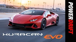 Lamborghini Huracan Evo : A step up in performance, a step away from legacy : PowerDrift