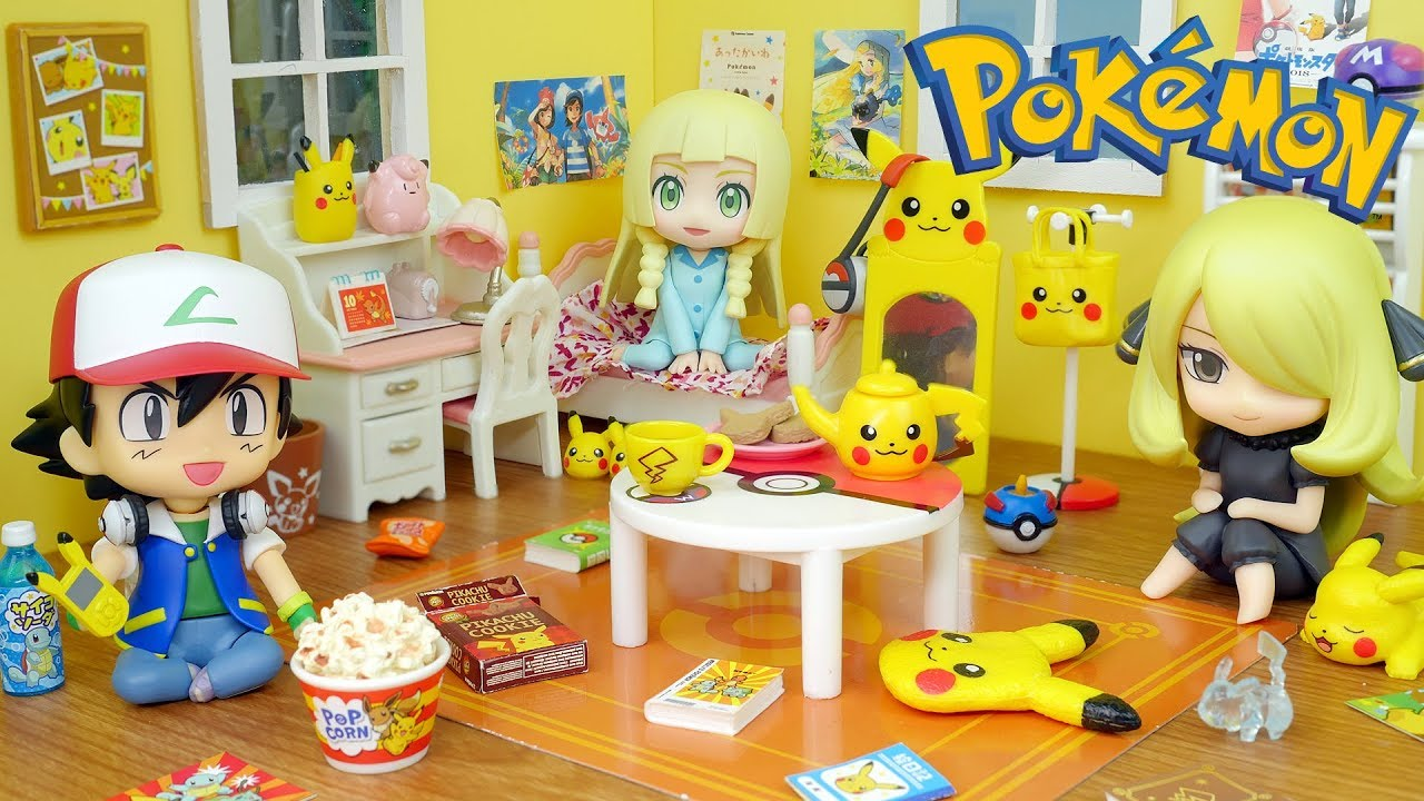 Pokemon Room Decor