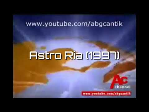 Astro Ria Logo (1997-2017)