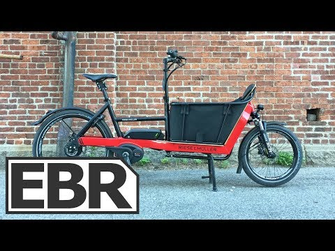 Riese & Müller Packster 40 NuVinci Video Review - $6.3k Compact Cargo Electric Bike