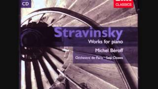 Sonata in F-sharp minor (1904) - I. Allegro- Works for Piano Igor Stravinsky Disc 1
