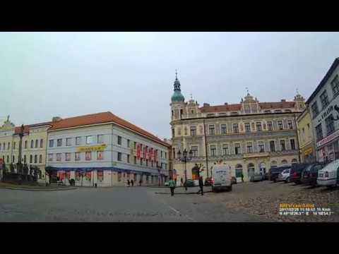 CZ: Písek. Jihočeský kraj. Big City Tour. February 2017