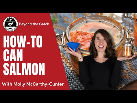 How To Can Salmon