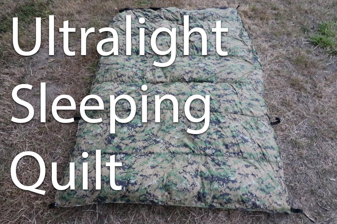 The Easiest way to make an Ultralight Down Quilt (16oz. sleep ... : down quilt ultralight - Adamdwight.com