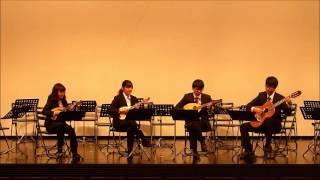 筑波大学ギター・マンドリン部 2016/02/06 第37回定期演奏会 『春よ、来...