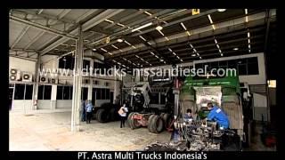 Sales UD Trucks Nissan Diesel Jakarta