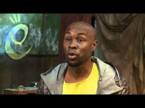 Dredd (2012): Interview with Wood Harris