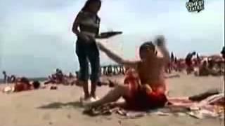 Скрытая камера на пляже(Скрытая камера., 2013-09-04T19:08:27.000Z)