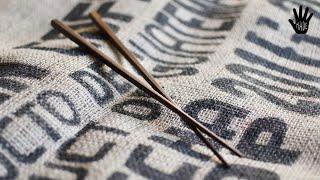젓가락 만들기 / chopstic making