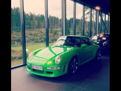 Flabbergasted Story - Porsche Center in Son, Norway