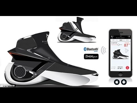 5 Futuristic SHOE INVENTION you have to see believe