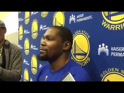 85957e928f64 Kevin Durant Defends JaVale McGee