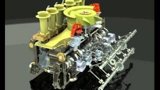 Как работает двигатель(Здраствуйте любители авто техники. На нашем канале есть очень много полезной информации для вас, если вы..., 2015-07-27T09:11:24.000Z)
