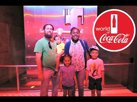 World of Coca-Cola!