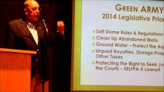 general russel honore speaks the green army