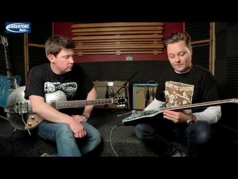 Guitar Paradiso – Duesenberg Starplayer TV and Caribou