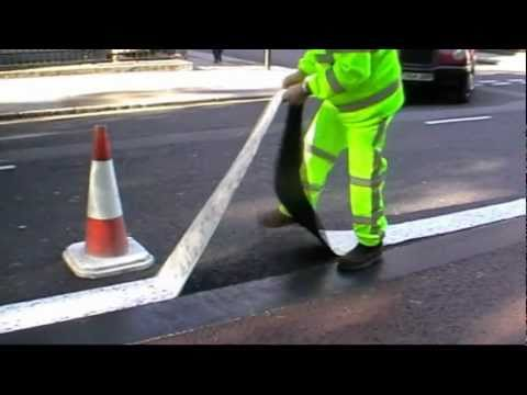 3M™ Road Markings - 3M™ Stamark™ Temporary Road Marking Tape Series A710SD