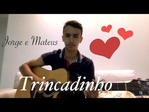 Trincadinho - Jorge e Mateus - DVD TERRA SEM CEP Cover Dalmi Junior
