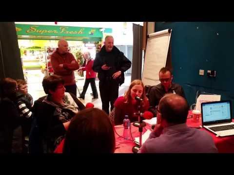 Orla Sylvie Sings Have Yourself A Merry Little Chrismas
