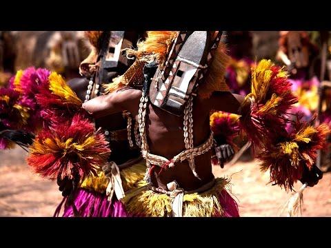 Dogon Dance 2008 - Tanz der Dogon in Mali - MALI