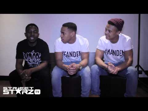 Mandem On The Wall Interview | @MandemOnTheWall