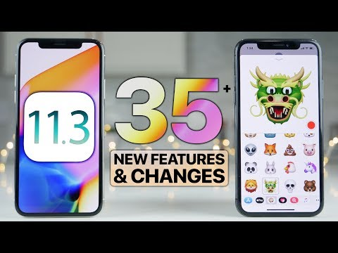 iOS 11.3 Beta 1! 35+ New Features & Changes