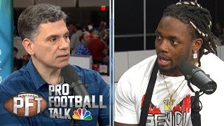 Melvin Gordon explains how Chargers can connect with L.A. | Pro Football Talk | NBC Sports