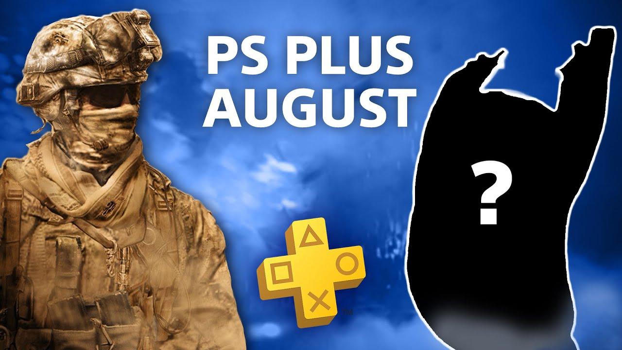 PS Plus August 2020: Exklusive Premiere und brachiale Action