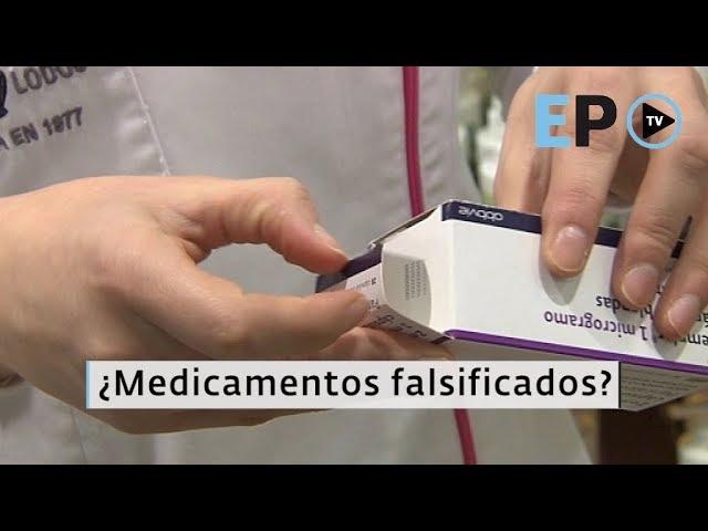Formas de identificar medicamentos falsificados