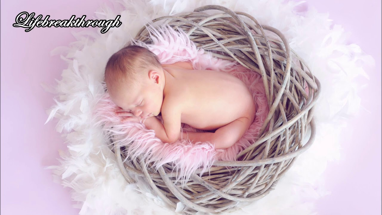 10 Hours Brahms Lullaby - Baby Sleep Background - Piano by Lifebreakthrough